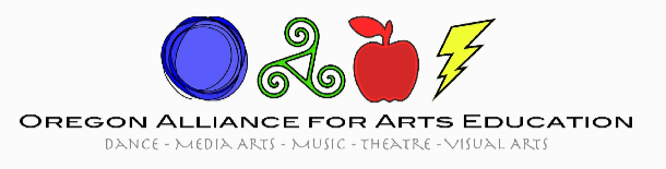 Oregon Alliance for Arts Education - logo